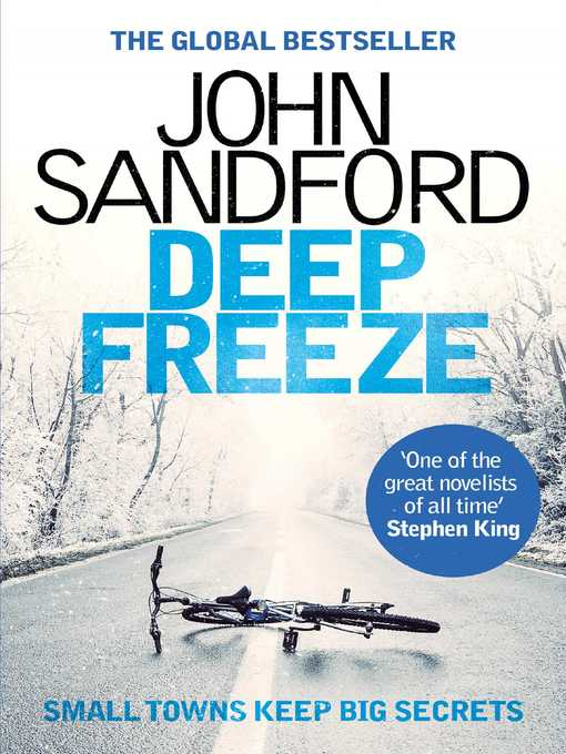 Title details for Deep Freeze by John Sandford - Available