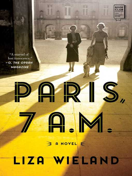 Title details for Paris, 7 A.M. by Liza Wieland - Available