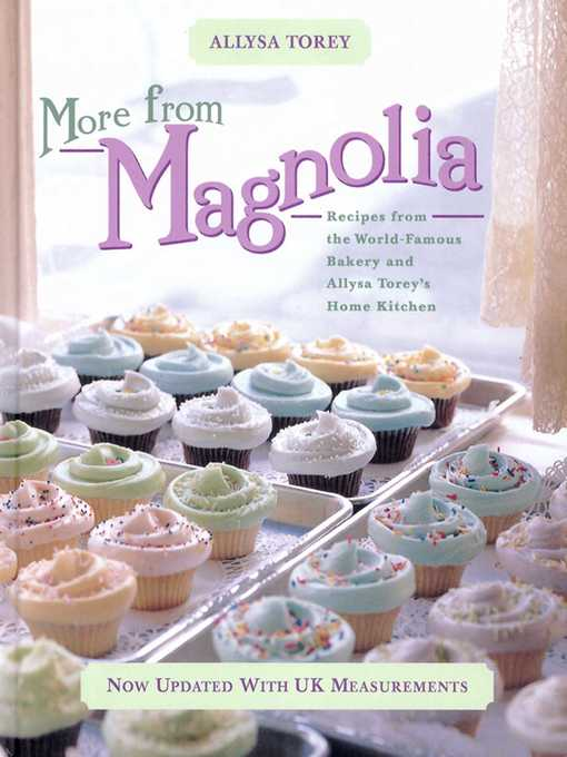 Title details for More from Magnolia by Allysa Torey - Wait list