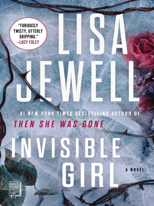 Title details for Invisible Girl by Lisa Jewell - Wait list