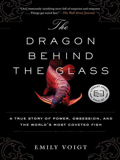 Cover of The Dragon Behind the Glass