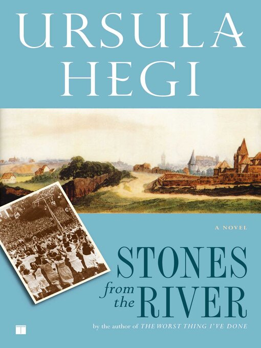 Title details for Stones from the River by Ursula Hegi - Wait list