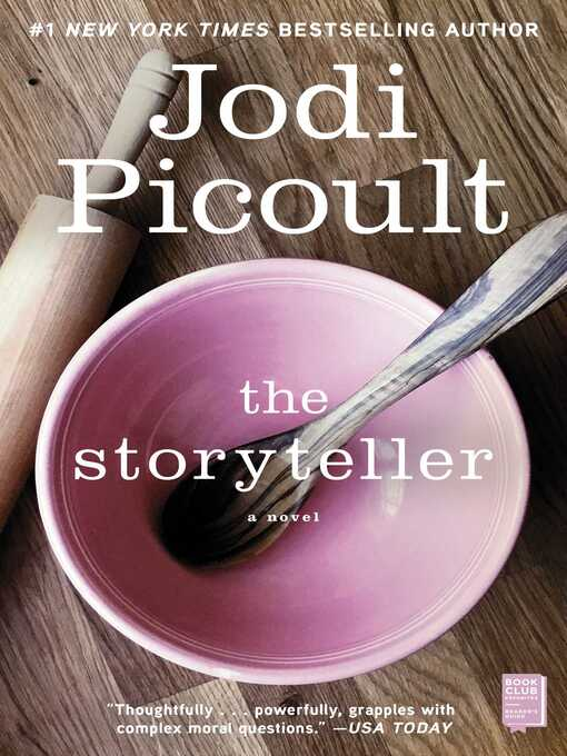 Title details for The Storyteller by Jodi Picoult - Wait list