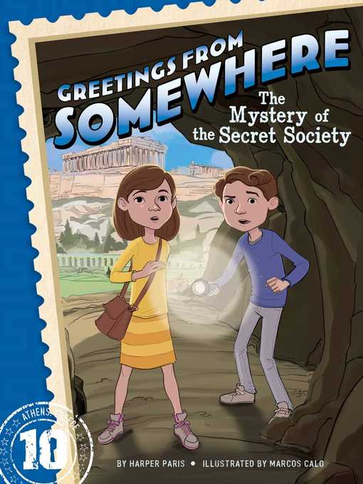 Title details for The Mystery of the Secret Society by Harper Paris - Wait list
