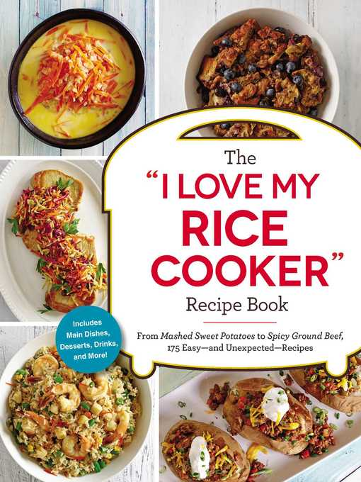 the i love my rice cooker recipe book national library board