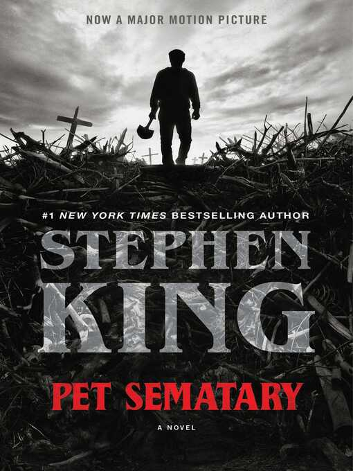 Title details for Pet Sematary by Stephen King - Wait list