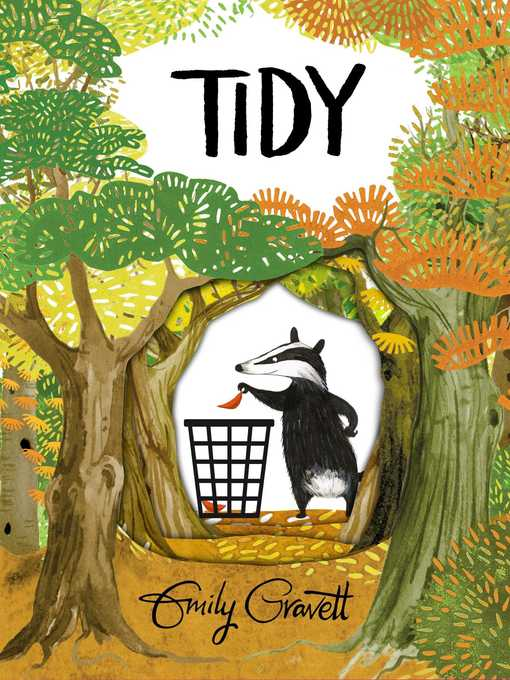 Title details for Tidy by Emily Gravett - Available