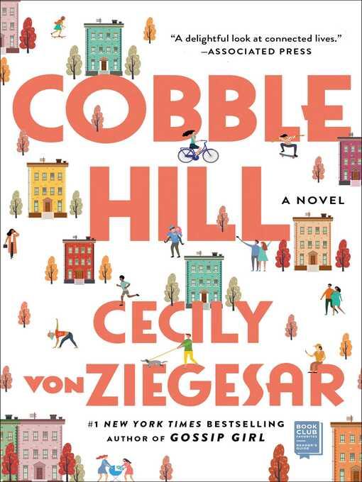 Title details for Cobble Hill by Cecily von Ziegesar - Wait list