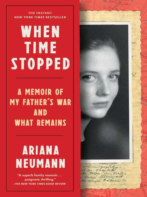 Title details for When Time Stopped by Ariana Neumann - Wait list