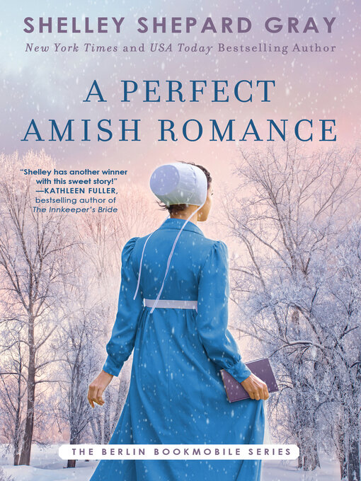 Title details for A Perfect Amish Romance by Shelley Shepard Gray - Available