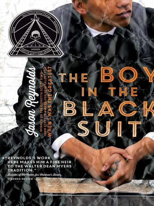 Cover of The Boy in the Black Suit