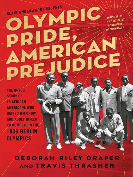 Title details for Olympic Pride, American Prejudice by Deborah Riley Draper - Available
