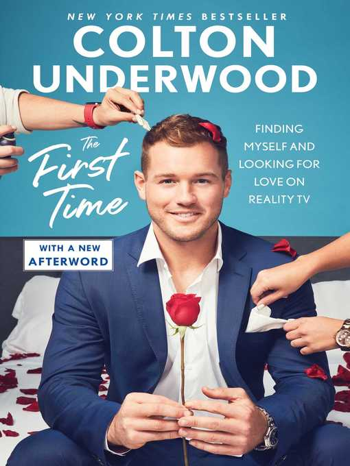 Title details for The First Time by Colton Underwood - Available