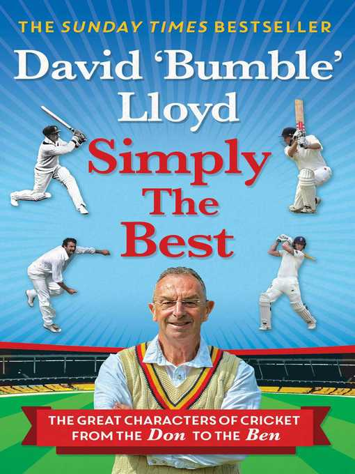 Title details for Simply the Best by David Lloyd - Available