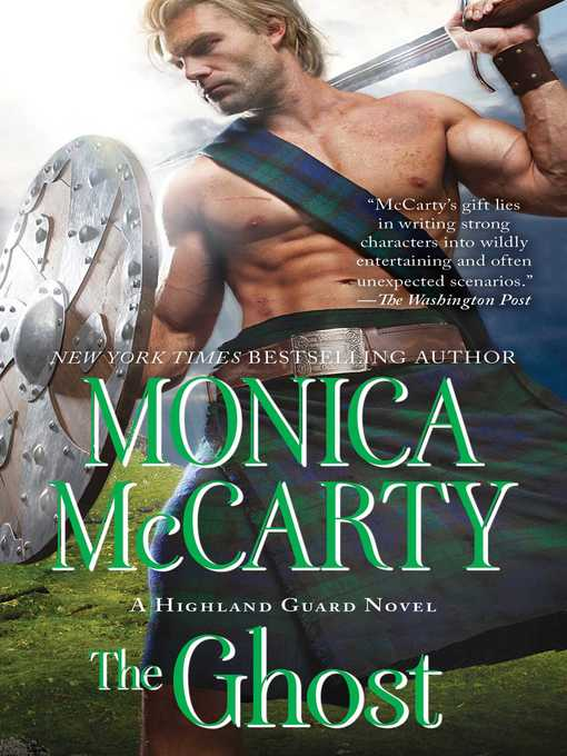 Title details for The Ghost by Monica McCarty - Wait list