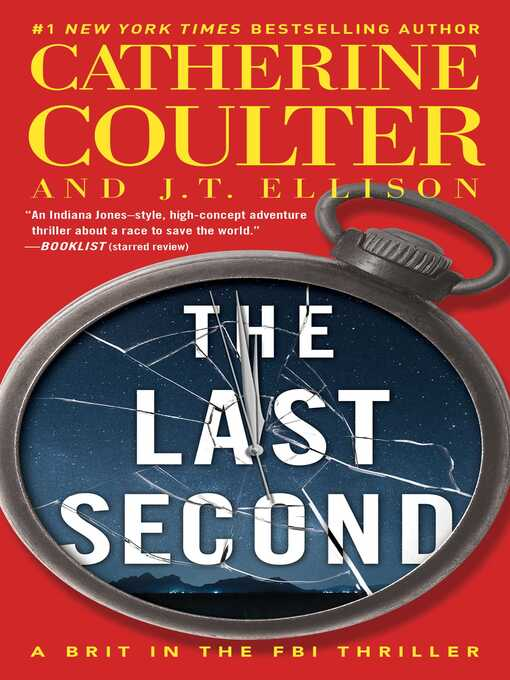 Title details for The Last Second by Catherine Coulter - Wait list