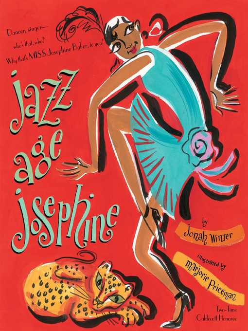 Title details for Jazz Age Josephine by Jonah Winter - Available