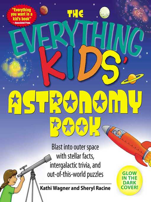 Title details for The Everything Kids' Astronomy Book by Kathi Wagner - Available