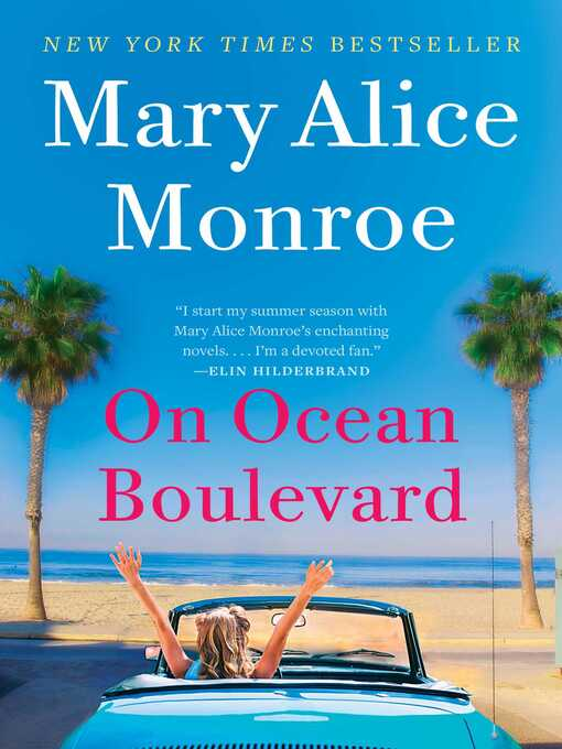 On Ocean Boulevard  Book Cover