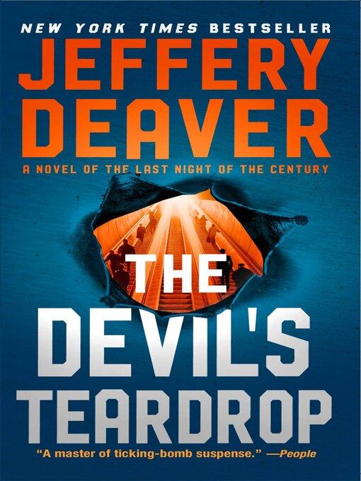 Title details for The Devil's Teardrop by Jeffery Deaver - Wait list