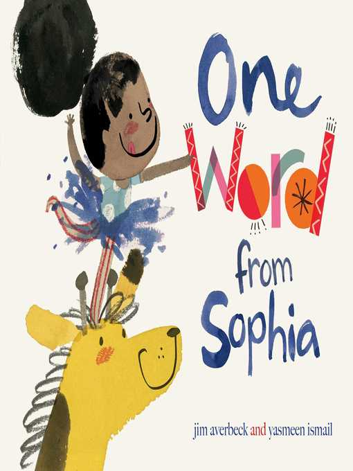 Title details for One Word from Sophia by Jim Averbeck - Wait list