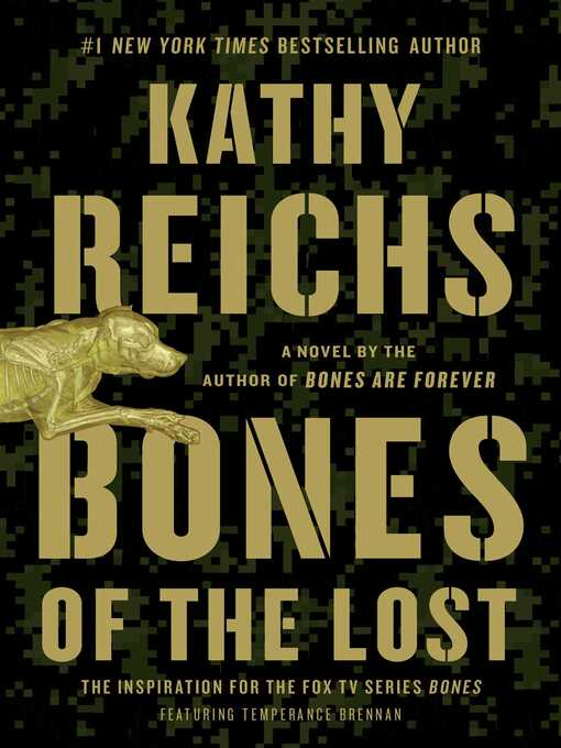 Title details for Bones of the Lost by Kathy Reichs - Wait list