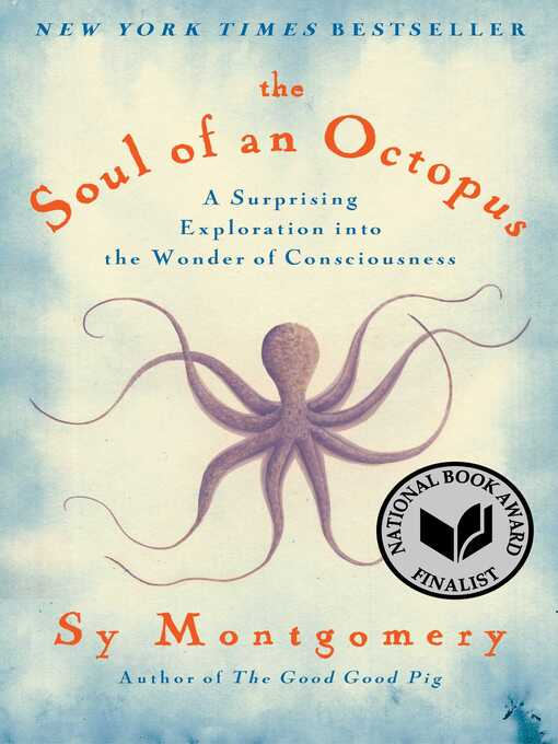 Title details for The Soul of an Octopus by Sy Montgomery - Wait list