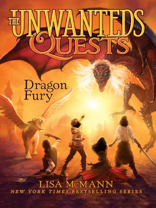Title details for Dragon Fury by Lisa McMann - Available