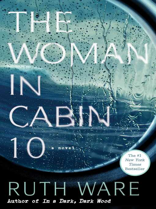 Cover of The Woman in Cabin 10