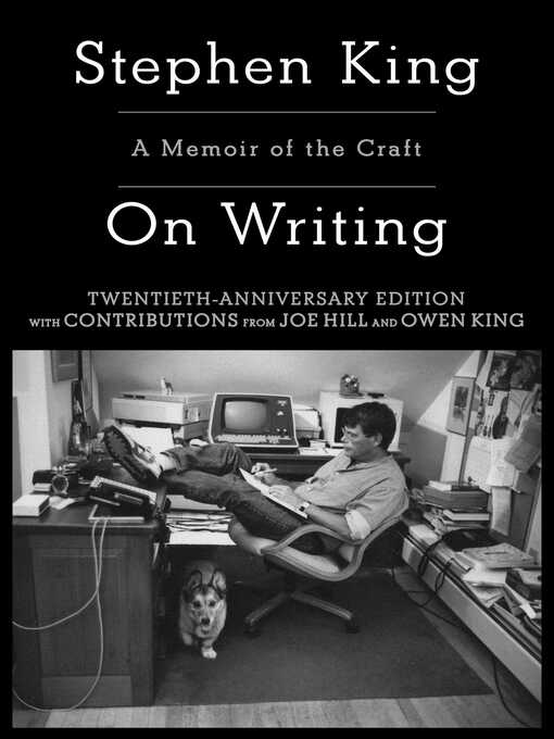 Title details for On Writing by Stephen King - Wait list