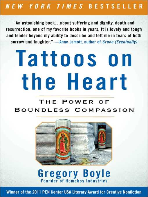 Title details for Tattoos on the Heart by Gregory Boyle - Available