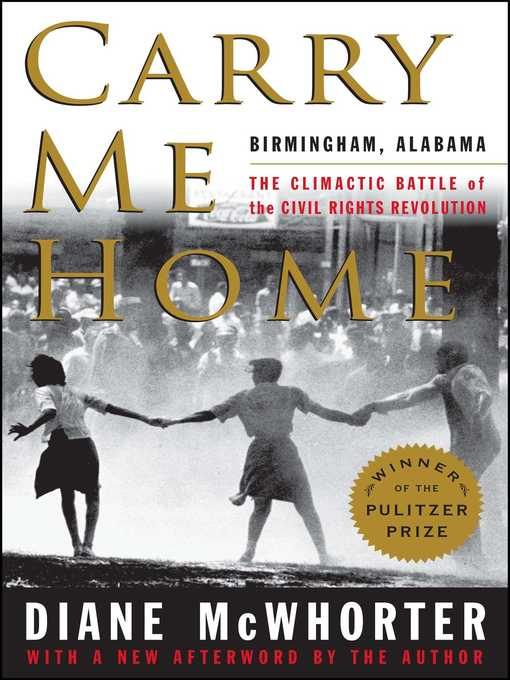 Title details for Carry Me Home by Diane McWhorter - Wait list