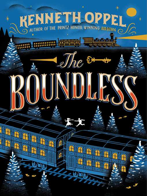 Title details for The Boundless by Kenneth Oppel - Wait list
