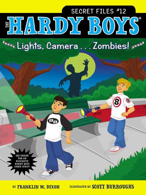 Title details for Lights, Camera...Zombies! by Franklin W. Dixon - Available