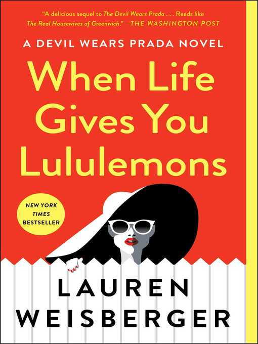 Cover image for book: When Life Gives You Lululemons