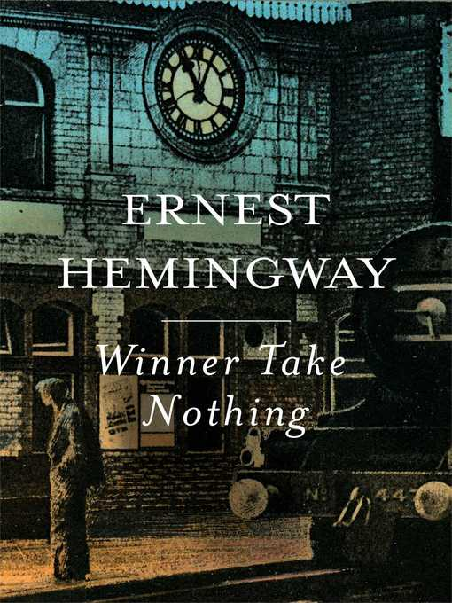 """hemingway s literary best a clean well lighted Hemingway and literary and of the best, among them,  for an old bitch gone in the teeth,  clean well-lighted place"""" in italy."""