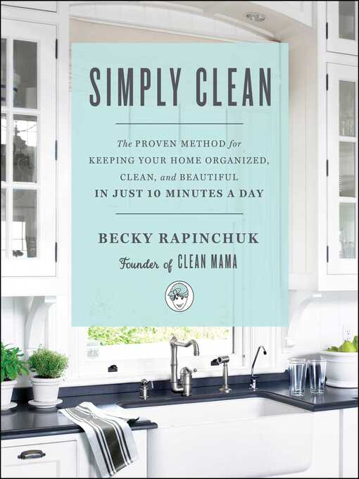 Title details for Simply Clean by Becky Rapinchuk - Wait list