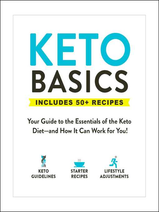 Title details for Keto Basics by Adams Media - Available