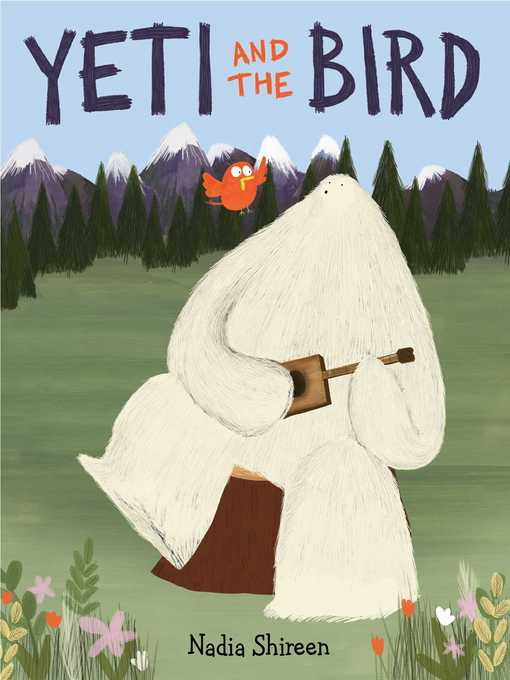 Cover of Yeti and the Bird