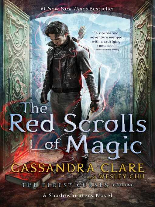 Title details for The Red Scrolls of Magic by Cassandra Clare - Available