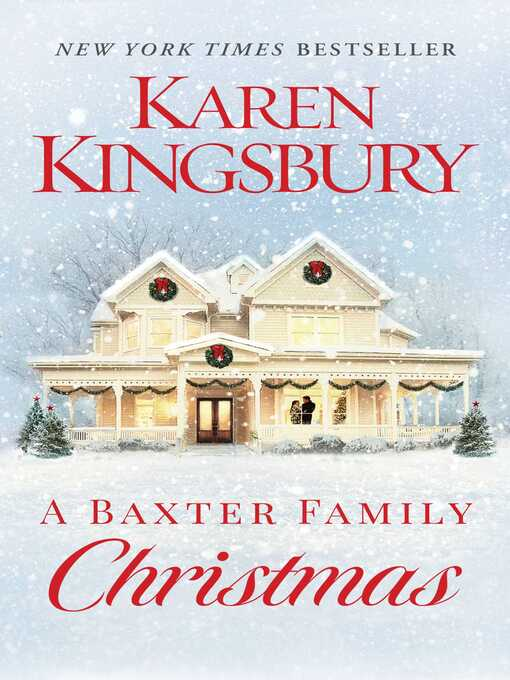 Cover of A Baxter Family Christmas