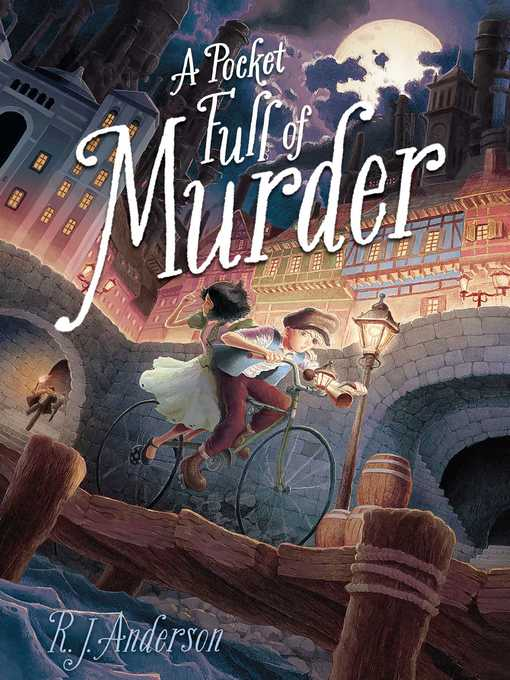 Title details for A Pocket Full of Murder by R. J. Anderson - Wait list