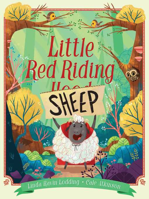 Cover of Little Red Riding Sheep