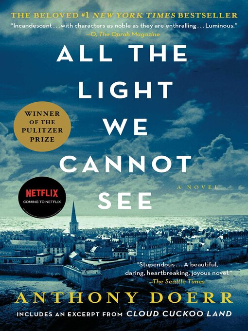 Title details for All the Light We Cannot See by Anthony Doerr - Available