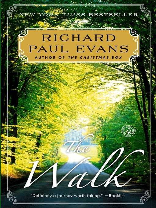 the walk   multnomah county library   overdrive