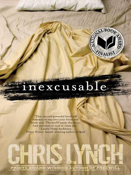 Title details for Inexcusable by Chris Lynch - Wait list