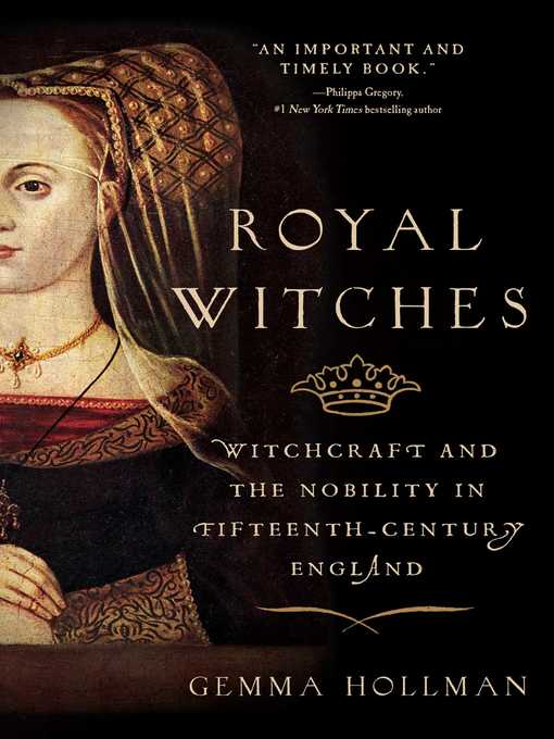 Title details for Royal Witches by Gemma Hollman - Available