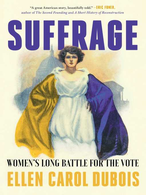 Title details for Suffrage by Ellen Carol DuBois - Available