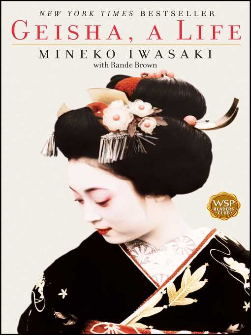 Title details for Geisha by Mineko Iwasaki - Wait list