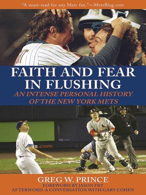 Title details for Faith and Fear in Flushing by Greg W. Prince - Wait list